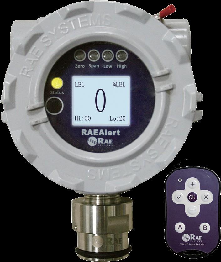 RAE华瑞 RAEAlert LEL可燃气体检测仪探头FGM-3100