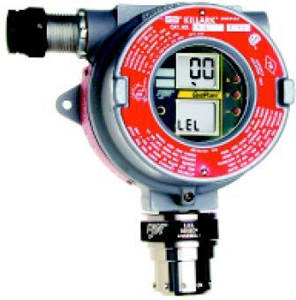 霍尼韦尔Honeywell BW GP-WD瓦斯固定式气体检测仪