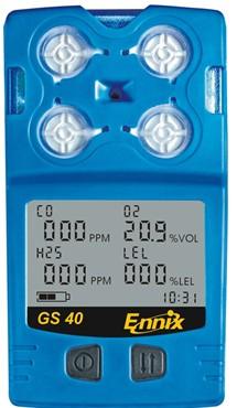 Ennix恩尼克思 GS40复合气体检测仪
