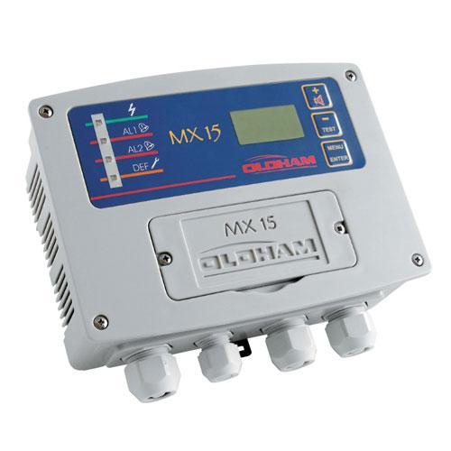OLDHAM奥德姆 MX15单通道控制器