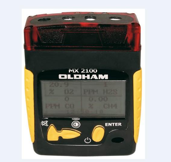 OLDHAM奥德姆 MX2100复合气体检测仪