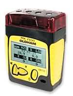 OLDHAM奥德姆 MX2100硫化氢检测仪