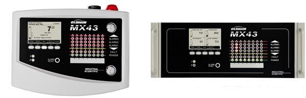 OLDHAM奥德姆 MX43固定式控制器