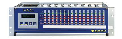 OLDHAM奥德姆 MX52十六通道报警控制器