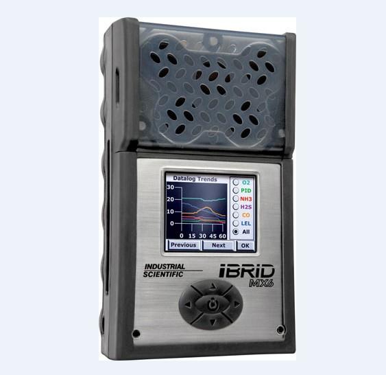 Indsci英思科 MX6六合一气体检测仪