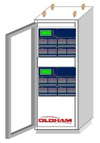 OLDHAM奥德姆 MX62多通道报警控制器