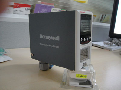 Honeywell霍尼韦尔 Midas®便携式有毒气体检测仪