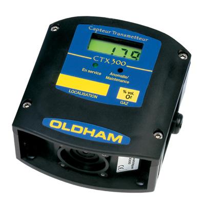 OLDHAM奥德姆 OLCT40固定式氧气检测仪