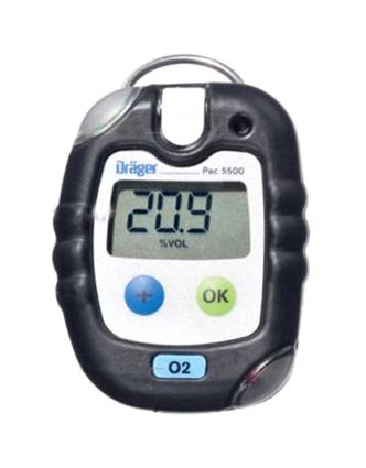Drager德尔格 Pac5500氧气检测仪